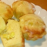 HMでミニマヨコーンパン
