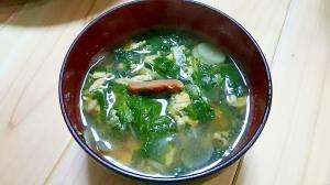 七草スープ