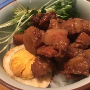 豚バラで簡単!魯肉飯