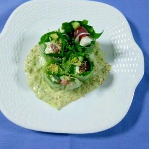 ヨウサマの『タニタ式』ダイエット食マグロの生春巻き