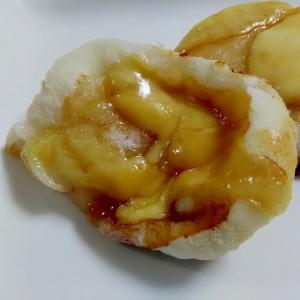 お餅アレンジ☆甘辛チーズ餅