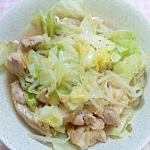 白だしで簡単☆鶏肉の鶏ちゃん焼き風
