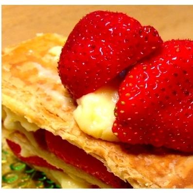 今日はパイの日!冷凍パイシートで作る春爛漫お手軽パイ