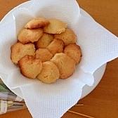 ザクッふわっ♪トースターで簡単クッキー