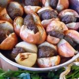 トルコ料理★たまねぎのケバブ