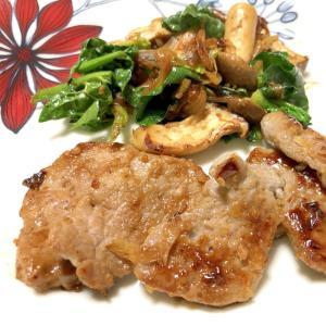 柔らか!豚肉の醤油麹焼き