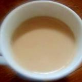 ミルクティーカフェオレ(ホット)