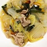 豚と白菜の中華煮
