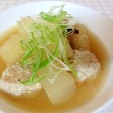 冬瓜と肉団子の和風スープ