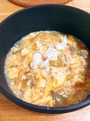 青唐酢を使ってスッキリ☆冬瓜の酸辣湯