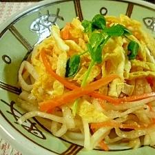 大根の中華風醤油麹サラダ