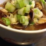 鍋キューブで海鮮雑穀スープごはん