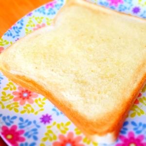 子供が大好きな甘~い☆シュガートースト