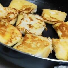 我が家のフレンチトースト(覚書)