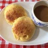 ホットケーキミックスで作るメロンパン