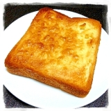 カリッと*メロンパン風食パン