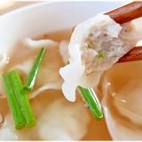 これは便利、お鍋やスープに使い方色々!ワニ水餃子