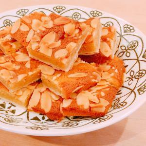 冷凍パイシートで簡単!アーモンドクリームパイ