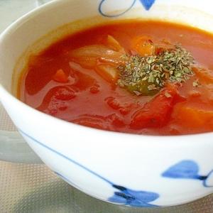 カラフル野菜で作ろう!「冷製スープ」のレシピ