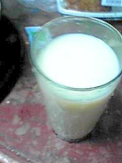 グレープフルーツ牛乳