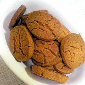 100円未満☆HMとマーガリンdeサクサククッキー