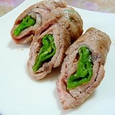 お弁当に★豚肉のししとう巻き