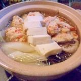 簡単塩ちゃんこ鍋