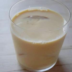 豆乳割りレモネード