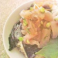 美味即席★海鮮丼(あじ)