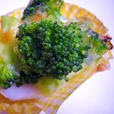 ☆ お弁当に♪里芋とブロッコリーのチーズ焼き ☆