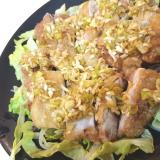 パリジュワな油淋鶏