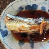 トビウオの煮魚