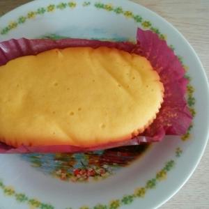 ふんわり♪さつまいもの蒸しケーキ