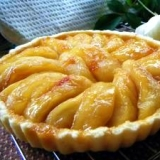 りんごの季節★キャラメルアップルパイ