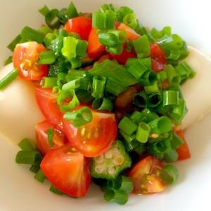 栄養たっぷり納豆豆腐