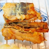 秋刀魚の天ぷら