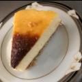 水切りヨーグルトde簡単ベイクドチーズケーキ