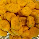 【かぼちゃのニョッキ】皮ごとで栄養たっぷり♪