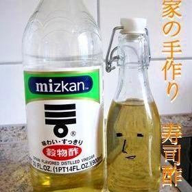 お婆ちゃん→母→私✿私ん家の寿司酢✿覚書