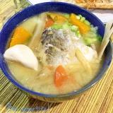 ☆★魚好きに♪アラの味噌汁★☆