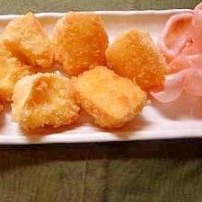 カマンベールチーズのフライ