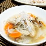 炊飯器で超柔らか♡料亭なみの上品なスペアリブスープ
