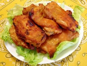 ヘルシオde☆鶏もも肉のタンドールチキン