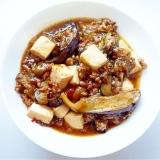 なすと豆腐の四川麻婆茄子豆腐