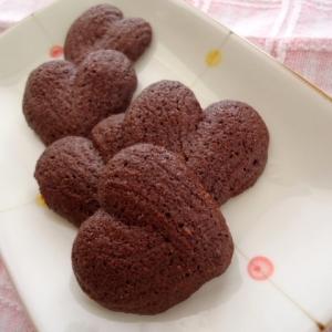 ラブリー♪ハートのサクサククッキー