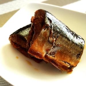 骨まで食べれる☆秋刀魚の煮付け