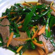味の決め手はコレ!「レバニラ炒め」レシピ