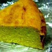 ミキサーで混ぜるだけ!かぼちゃのチーズケーキ