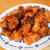 やみつき★鶏肉と茄子の南蛮煮