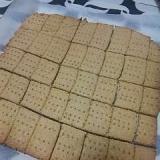 こりゃ美味しい♪*米ぬかクッキー*